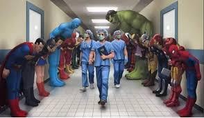 Nurse Superhero